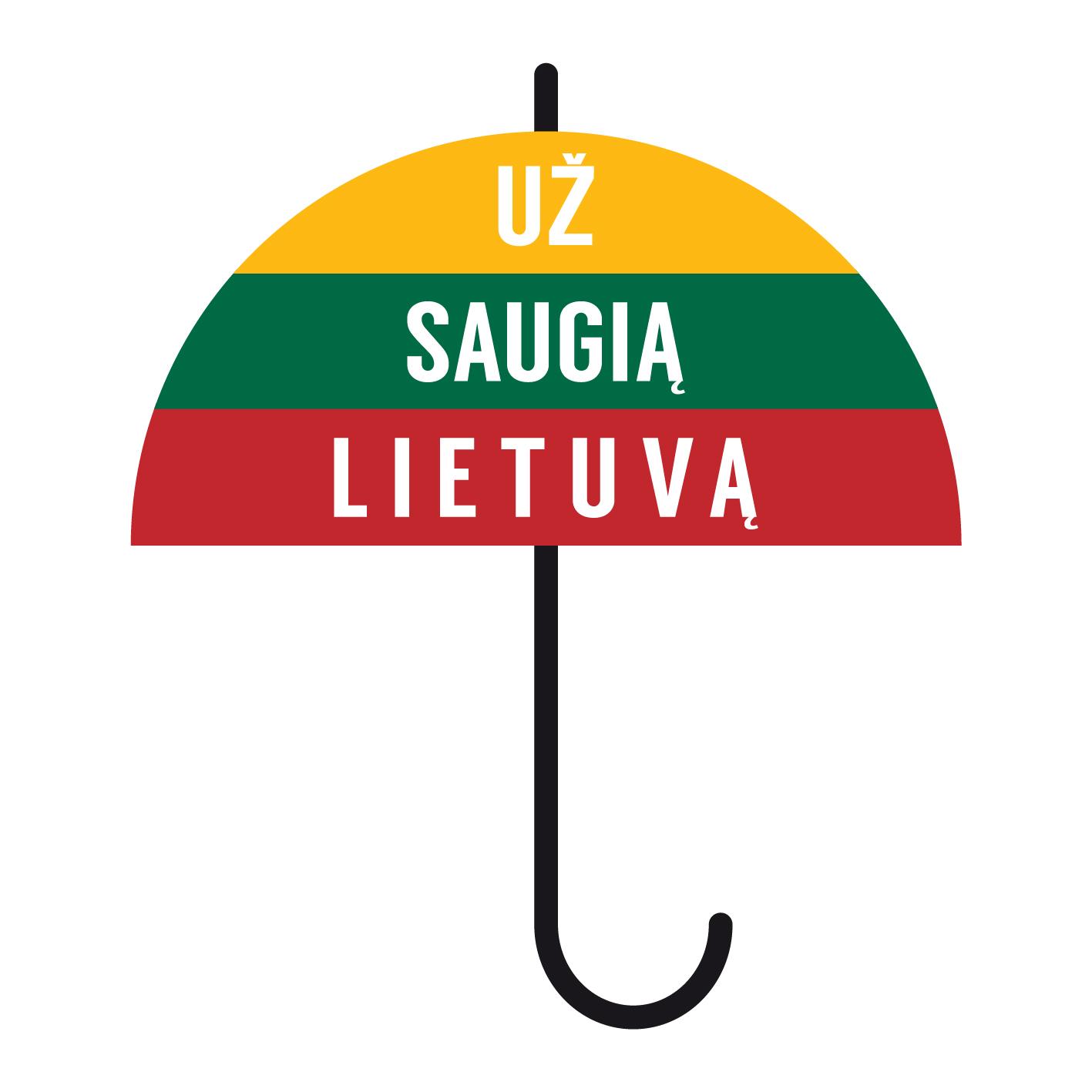 Už saugią Lietuvą