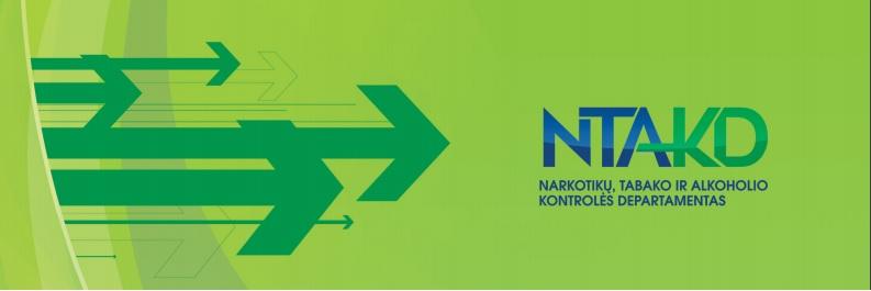 Nacionalinis tabako ir alkoholio kontrolės departementas