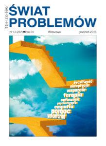 """Straipsnis pasirodė žurnalo """"Swiat Problemow"""" 2016 metų gruodžio numeryje"""