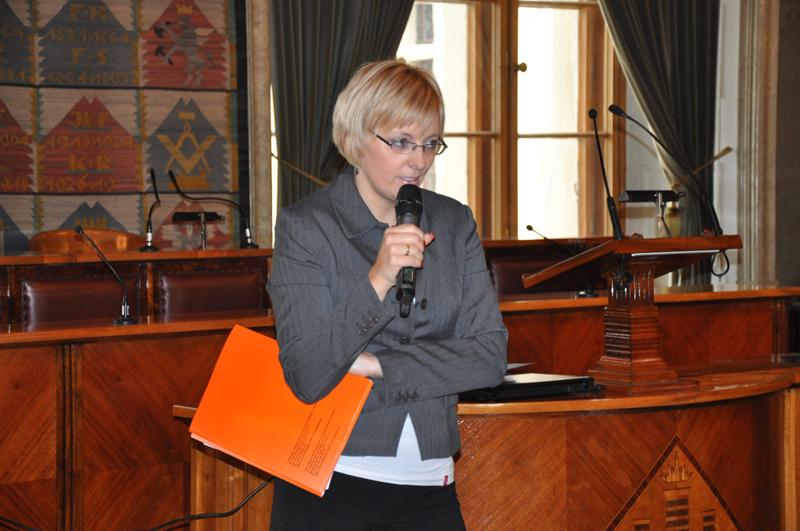 Psichologė Katažina Lukovska dirba Lenkijos Priklausomybių problemų sprendimo agentūroje PARPA.
