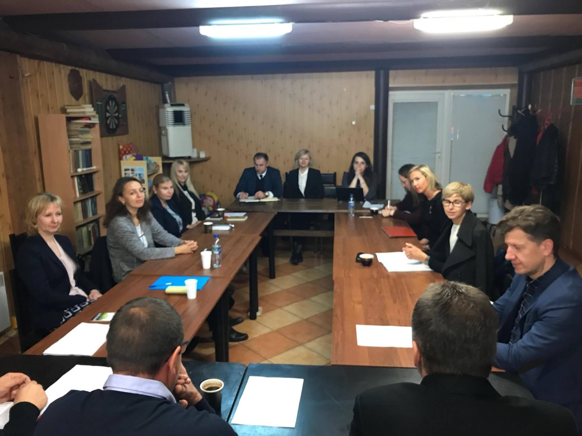 Priklausomybių ligų specialistų asociacijoje viešėjo Prezidentūros, NTAKD, Savivaldybių asociacijos, įvairių Kauno miesto institucijų atstovai.
